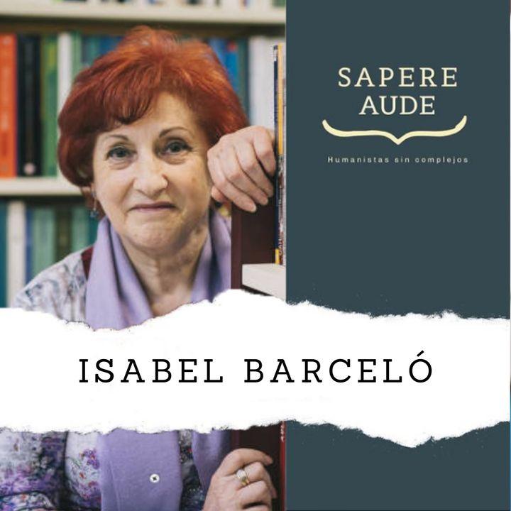 Las mujeres de Roma con Isabel Barceló